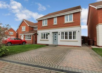 4 bed detached house for sale in Garganey Walk, Scunthorpe DN16