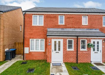 Thumbnail 3 bed semi-detached house for sale in Woodlark Road, Harlow