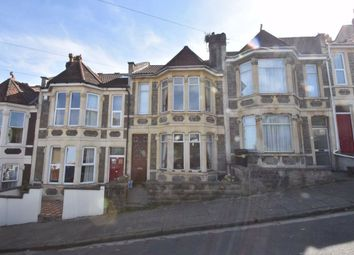 Thumbnail 3 bedroom terraced house for sale in King Road, Knowle, Bristol