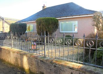 Thumbnail 2 bed bungalow for sale in Bonkle Road, Wishaw