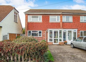 Thumbnail 3 bed semi-detached house for sale in Vale Road, Dartford