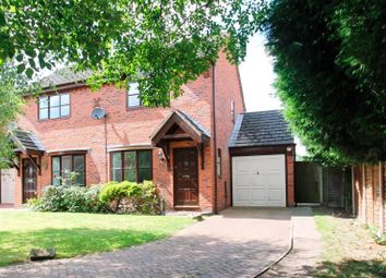 Thumbnail 2 bed terraced house to rent in Woodlands Rise, Draycott In The Clay, Staffordshire