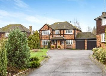 Thumbnail 3 bed detached house for sale in Bosman Drive, Windlesham, Surrey
