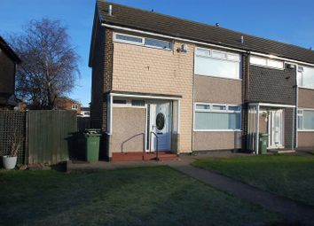 Thumbnail 3 bed terraced house for sale in Crawley Road, Thornaby, Stockton-On-Tees