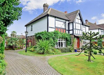 Thumbnail 4 bed detached house for sale in Upper Brighton Road, Worthing, West Sussex