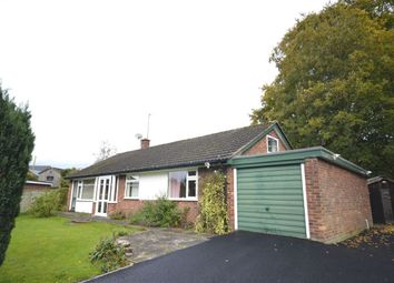 Thumbnail 3 bed bungalow to rent in Boot Street, Whittington, Oswestry