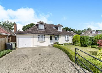 Thumbnail 4 bed bungalow for sale in Beverley Gardens, Bursledon, Southampton