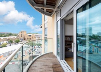 Thumbnail 1 bed flat to rent in Orbis Wharf, Battersea