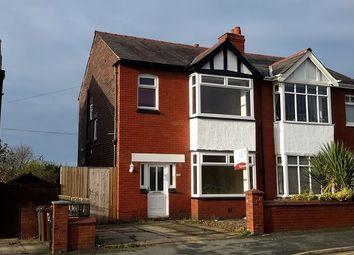 Thumbnail 3 bed semi-detached house to rent in Gidlow Lane, Wigan
