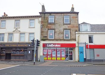Thumbnail 2 bed flat for sale in Gallowgate Street, Largs