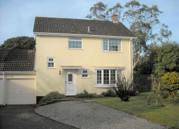 Thumbnail 3 bed link-detached house for sale in Shute Hill, Mawnan Smith, Falmouth