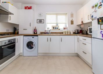 Thumbnail 1 bed flat for sale in Warwick Crescent, Basildon