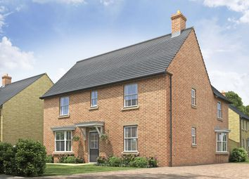 "Thumbnail 4 bed detached house for sale in ""Cadleigh"" at Tumbler Way, Carterton"