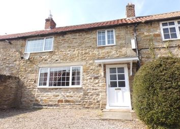 Thumbnail 2 bed cottage to rent in Aldbrough St. John, Richmond