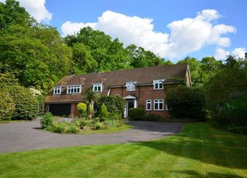Thumbnail 5 bed detached house for sale in Compton Way, Moor Park, Farnham