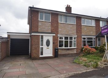 Thumbnail 3 bed semi-detached house for sale in Ramwells Brow, Bromley Cross, Bolton