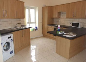 Thumbnail 4 bed flat to rent in Tudor Street, Grangetown