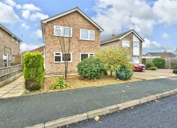 Thumbnail 4 bed detached house for sale in Bentley Close, Upwood, Ramsey, Huntingdon, Cambridgeshire