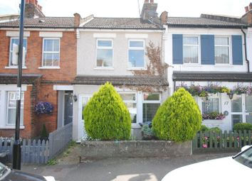 Thumbnail 2 bed terraced house to rent in Woodman Road, Coulsdon
