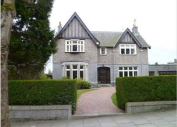 Thumbnail 6 bed detached house to rent in Rubislaw Den South, Aberdeen