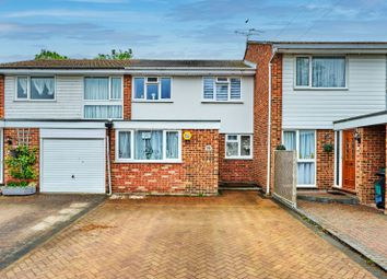 Thumbnail Terraced house for sale in Franklin Close, Colney Heath, St. Albans, Hertfordshire