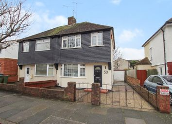 Thumbnail 3 bed semi-detached house for sale in Birkdale Road, Abbey Wood