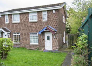 Thumbnail 2 bed semi-detached house for sale in Druids Avenue, Rowley Regis