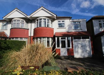 Thumbnail 4 bed semi-detached house for sale in Church Hill Road, North Cheam