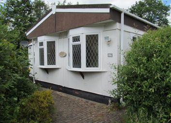 Thumbnail 2 bed mobile/park home for sale in Dagley Farm Park, Dagley Lane (Ref 5620), Shalford, Guildford, Surrey