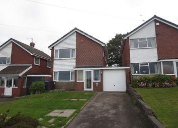 Thumbnail 3 bed detached house for sale in Ostlers Lane, Cheddleton, Leek