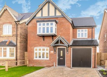 Thumbnail 3 bedroom detached house for sale in Manor Farm, St Lawrence Drive, Bardney, Lincolnshire