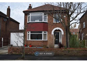 Thumbnail 3 bed detached house to rent in Ashbourne Road, Stockport