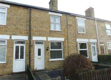Thumbnail 2 bedroom terraced house for sale in Elwyn Road, March