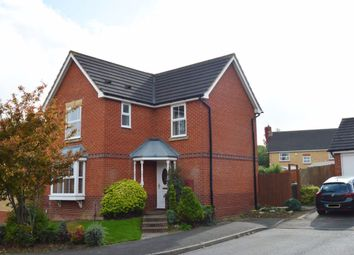Thumbnail 3 bed detached house to rent in Mallow Way, Rugby