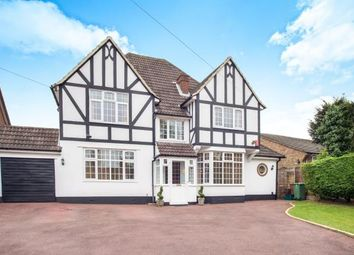 Thumbnail 4 bed detached house for sale in Cheam, Sutton