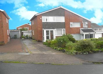 Thumbnail 3 bed property to rent in Denbigh Close, Tonteg, Pontypridd
