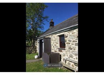 Thumbnail 3 bed detached house to rent in Tan Y Garth Bach Cottage, Bethesda