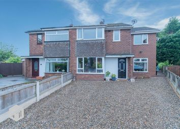 Thumbnail 4 bedroom semi-detached house for sale in Ribble Close, Culcheth, Warrington