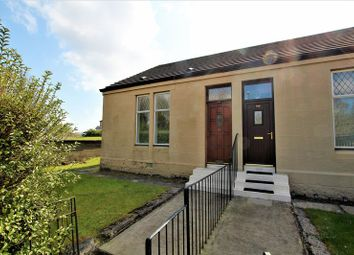 Thumbnail 2 bedroom semi-detached bungalow for sale in Newarthill Road, Carfin, Motherwell