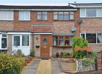 Thumbnail 3 bed terraced house for sale in Manor Rise, Burntwood