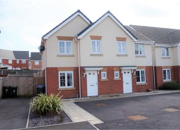 Thumbnail 3 bed semi-detached house for sale in Brunel Close, Stoke-On-Trent