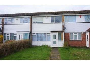 Thumbnail 3 bedroom terraced house for sale in Arderne Drive, Chelmsley Wood