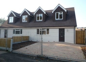 Thumbnail 3 bed semi-detached house to rent in Warwick Road, Canterbury, Kent