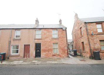 Thumbnail 2 bed end terrace house for sale in 15, East High Street, Greenlaw, Duns TD106Yf