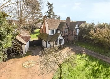 Thumbnail 4 bedroom detached house for sale in Denham Avenue, Denham, Buckinghamshire