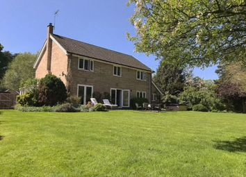 Thumbnail 5 bed detached house for sale in Sharp Road, Bury St. Edmunds