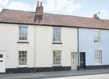 Thumbnail 2 bed terraced house for sale in Fishbourne Road West, Chichester