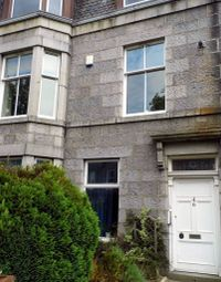 Thumbnail 1 bed flat to rent in Forest Avenue, Aberdeen