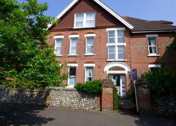 Thumbnail 3 bed flat to rent in Wellesley Court, Fitzalan Road, Littlehampton