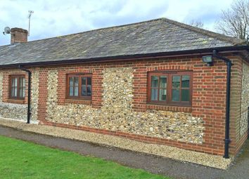 Thumbnail 1 bed bungalow to rent in Old Alresford, Alresford
